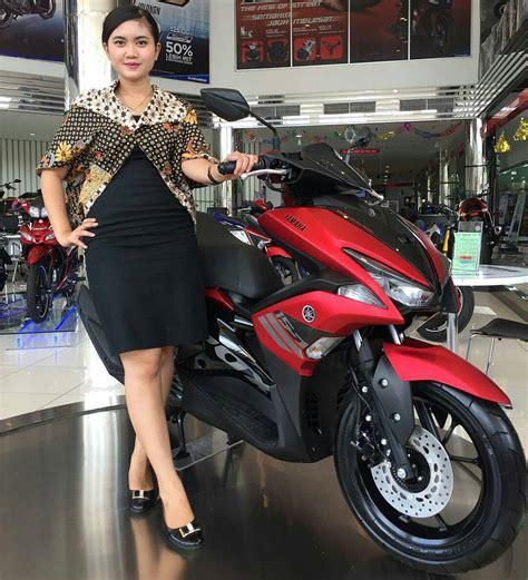 Modification Yamaha Aerox 155vva by Banjir Peminat Yamaha Aerox 155 Vva Ludes Di Hari Pertama
