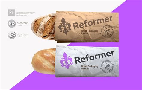 See more ideas about packaging mockup, mockup, packaging. 20+ Most Engaging Bread & Sandwich Packaging Mockups ...
