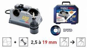 Affuteuse Foret Métaux : aff teuse drill doctor 750x pour forets hss tivoly 1111177750m ~ Premium-room.com Idées de Décoration