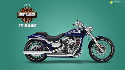 Harley Davidson Cvo Breakout Wallpapers Screensavers Glide