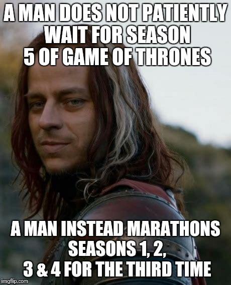 Game Of Thrones Season 3 Meme - game of thrones imgflip