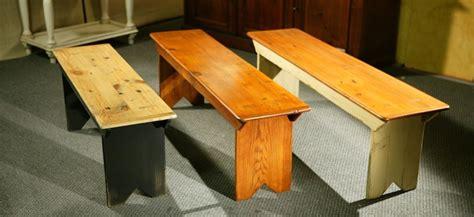 farmhouse benches