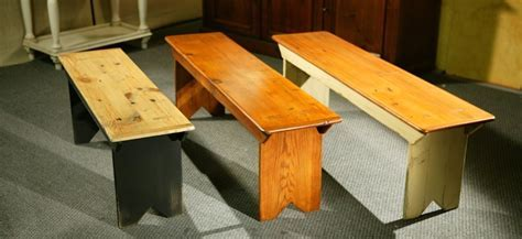 Farmhouse Benches