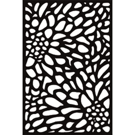 matrix 1805 x 1205 x 7mm charcoal bloom screen panel