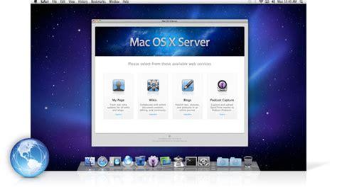 Mac Os X Server V10.6 Snow Leopard