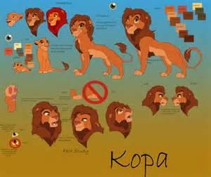 Kopa Lion King Characters