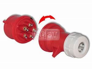 16 Ampere Schmelzsicherung : cee stecker bis 16 ampere 5polig kraftstrom garage ~ Jslefanu.com Haus und Dekorationen