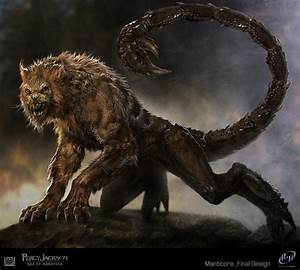 Sebastian Meyer: Percy Jackson: Sea Of Monsters Concept Art