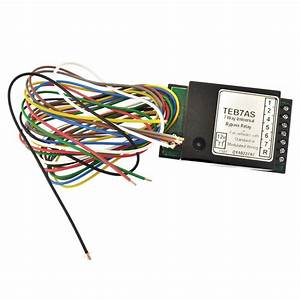 Towbar Electrics 7 Way Bypass Relay For Canbus Multiplex Wiring Smart Tr186 5056133314625
