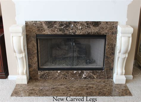 Wooden Corbels For Fireplaces by Fireplace Surround Carved Corbels Architectural Depot