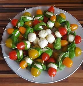 Tomate Mozzarella Spieße : tomaten mozzarella spie e tomate mozzarella spie e ~ Lizthompson.info Haus und Dekorationen