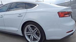 Audi A5 Sportback 2018 : 2018 audi a5 sportback quick drive and price youtube ~ Maxctalentgroup.com Avis de Voitures
