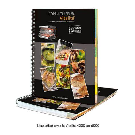livre cuisine basse temp ature omnicuiseur vitalité basse température pour 2 à 6