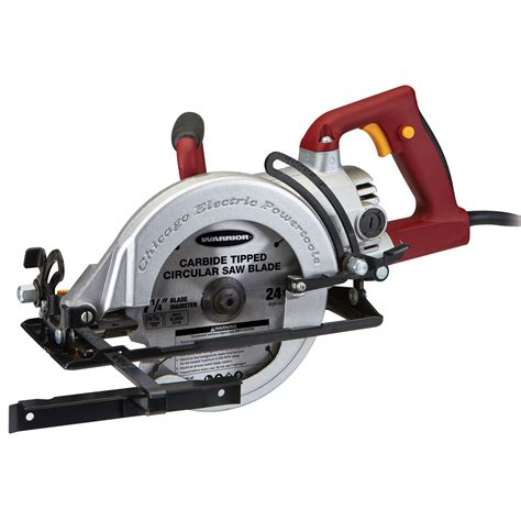 714 In 13 Amp Professional Worm Drive Framing Saw