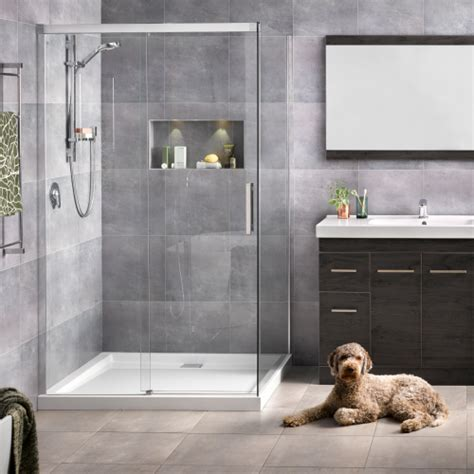 Bathroom Kits Nz by Motio Sliding Door Shower Athena Bathrooms
