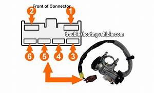 1998 Honda Civic Ignition Switch Wiring Diagram