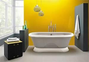 peinture d39interieur les 10 regles a suivre travauxcom With salle de bain en dur