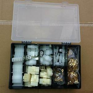 New Electrical Wiring Loom Harness Repair Kit 50 6 3mm