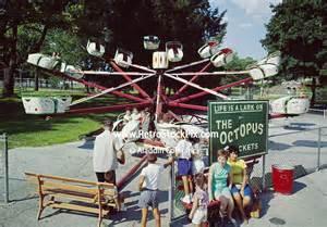 Octopus Ride Amusement Park