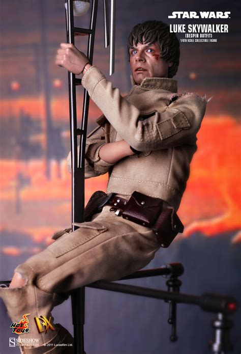 hot toys star wars luke skywalker bespin outfit