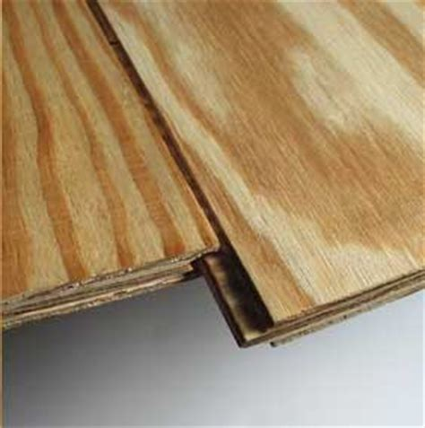 sturd i floor vs plywood plywood products industries
