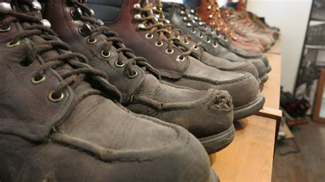 red wing shoes   style travel collecting