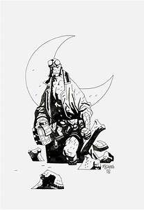 Mike Mignola, Hellboy | the gothic genius of mike mignola ...