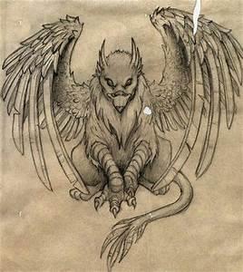 Les 90 meilleures images du tableau Griffon (mythologie ...