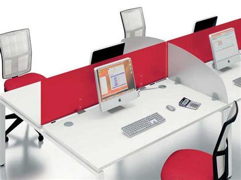separation de bureau écrans de séparation conect i bureau