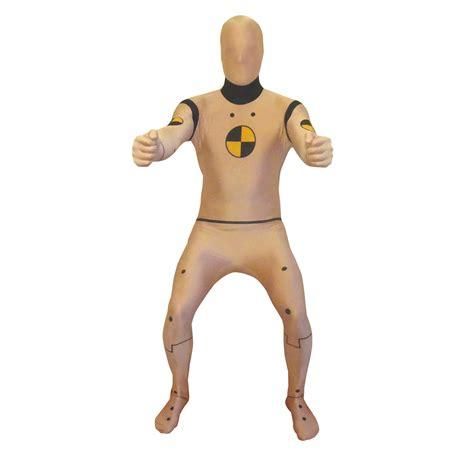 Crash Test Dummy Morphsuit  Morph Costumes Us
