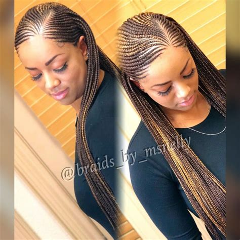 awesome fulani braids hairstyle protective styles