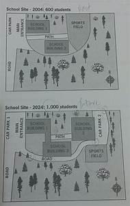 Ielts Writing Task 1   U0026 39 School Building U0026 39  Diagrams