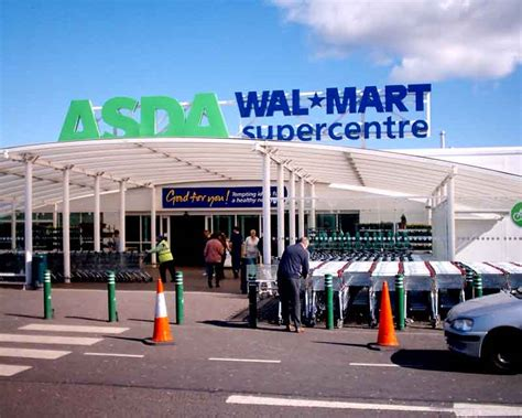 Asda Edinburgh: Fort Kinnaird Store