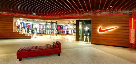 Nike Outlet Santa Fe by Architectural Project Photography