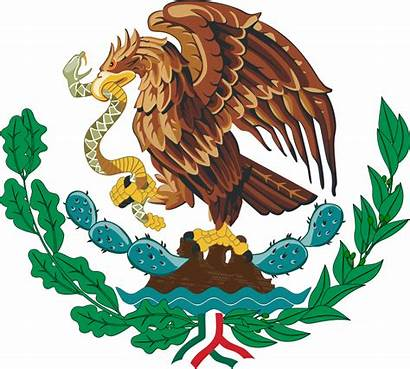 Arms Mexico Coat Svg 1934 Wikipedia 1916