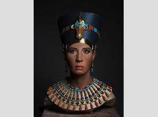 La Regina Nefertiti ha un volto grazie alla ricostruzione 3D