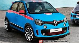 Prix Twingo 3 : future renault twingo gt auto titre ~ Gottalentnigeria.com Avis de Voitures