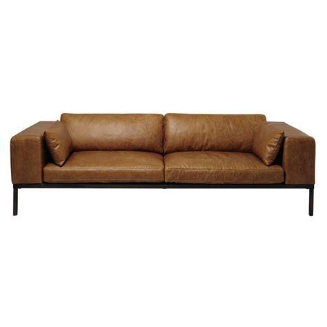 divano cuoio divano color cammello in cuoio 4 posti wellington