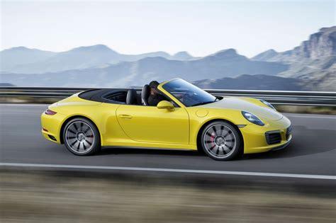 Porsche Convertible Pricing For Sale Edmunds