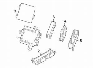 Nissan Leaf Fuse Box  Fuse  U0026 Relay Components  Front