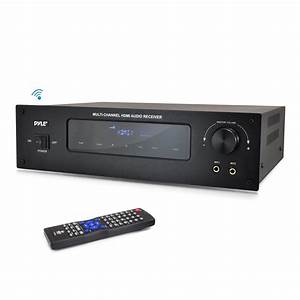 Pylehome - Pt592a - Home And Office - Amplifiers - Receivers - Sound And Recording