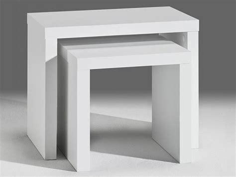 Kleiner Weißer Beistelltisch by Couchtisch W 252 Rfel Wei 223 Energiemakeovernop