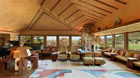 Home Interior 360 View : Take A 360° Virtual Tour Of Taliesin, Frank Lloyd Wright's