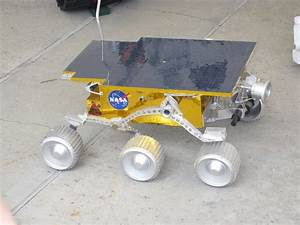 Sojourner rover prototype | From the 1996/7 Pathfinder ...