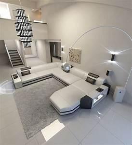 Big Sofa L Form : xl leather sofa modern design ~ Eleganceandgraceweddings.com Haus und Dekorationen