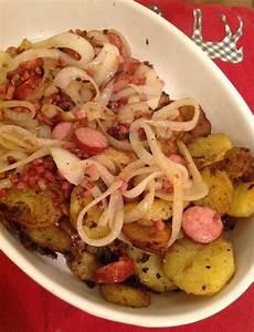 Bratkartoffeln Mit Zwiebeln Und Speck Von Cyberlady