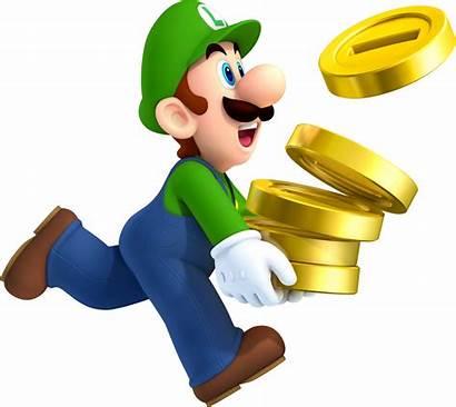 Luigi Mario Coins Bros