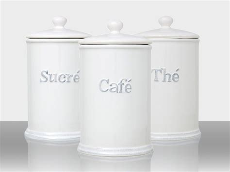 white kitchen storage jars handy white ceramic kitchen jars with lid and rubber seal 1407