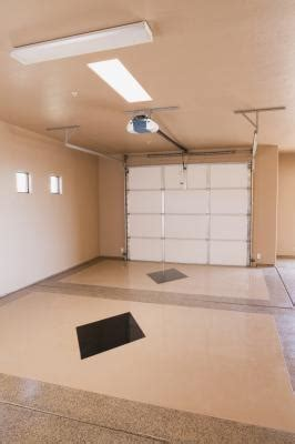 garage wall paint how to paint drywall garage interiors home guides sf gate