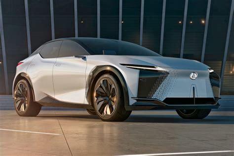 Lexus LF-Z Electrified Concept Combines Driving ...